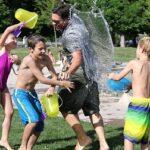 Подпомагане на развитието на детето през лятото